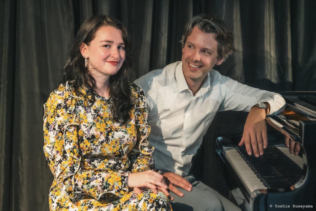 Musica@Parola -Marie François & Roeland Pelgrims